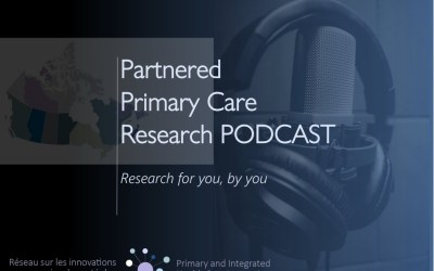 Partnered Primary Care Research PODCAST – Episode 6 is now available