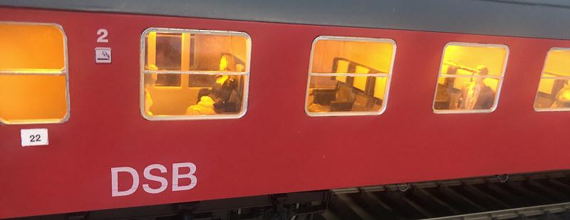 DSB litra B personvogn – del 2