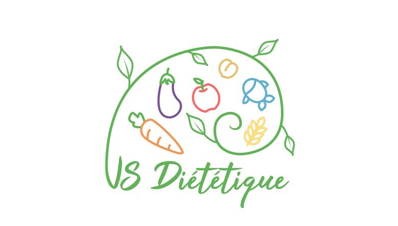 VS Diététique Logo - Activité Physique Adaptée - Lyon