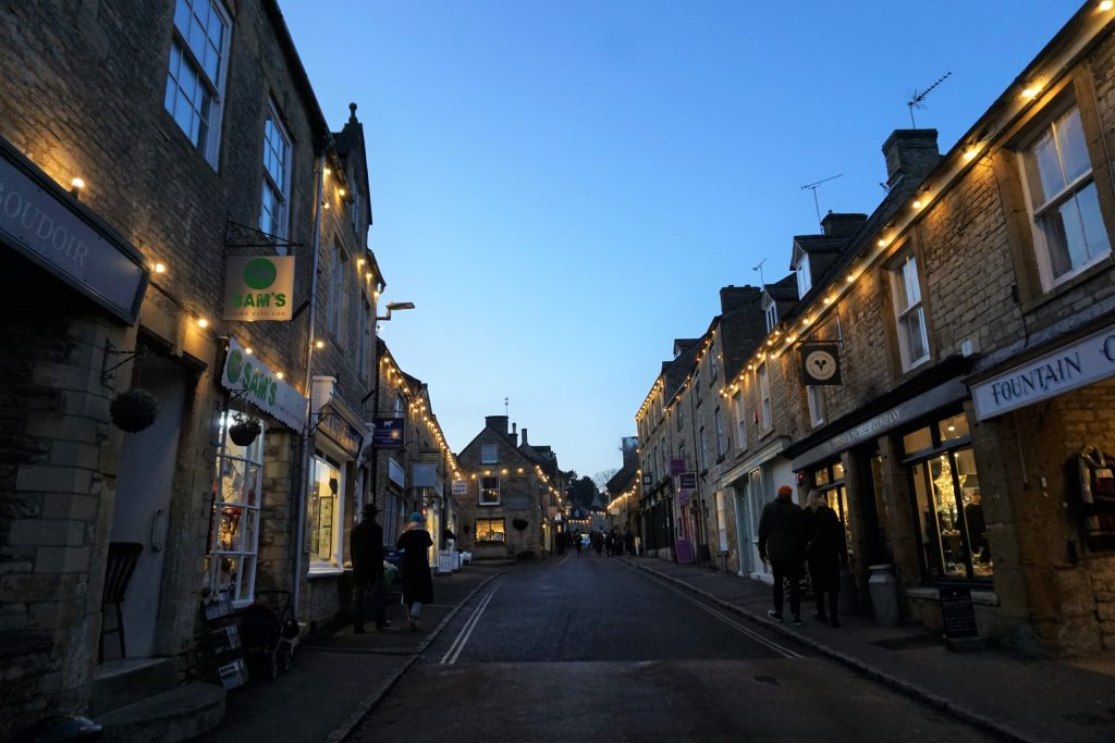 A few hours in Stow in the Wold, The Cotswolds Review