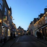 A few hours in Stow in the Wold