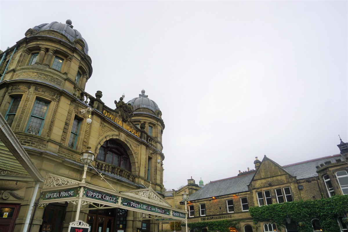 A few hours in Buxton, Peak District Review
