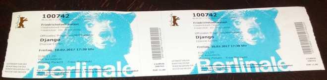 Eintrittskarte Friedrichstadtpalast Django