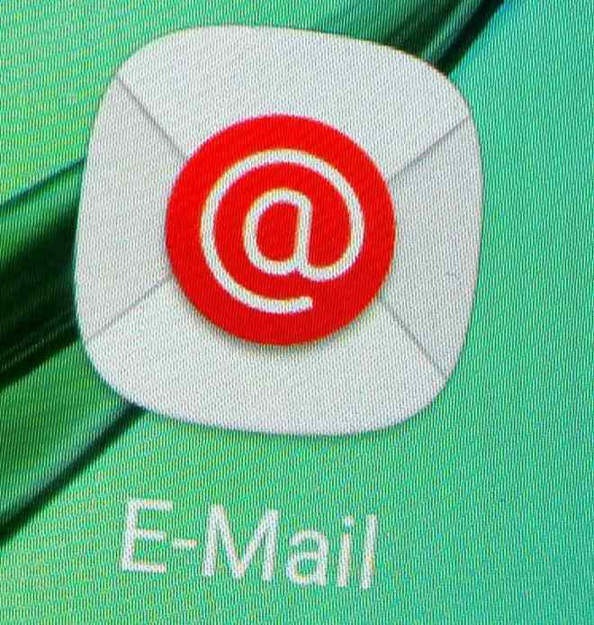E-Mail-Programm-Icon Android