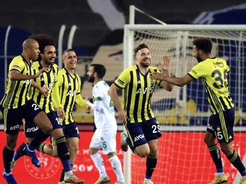 Fenerbahçe – Alanyaspor
