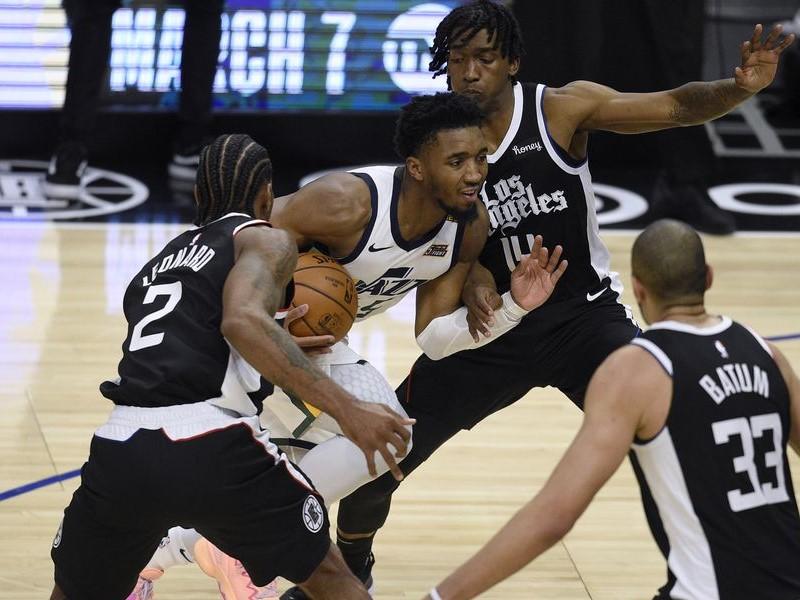 Utah Jazz - LA Clippers