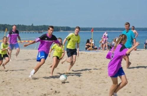 Plaj Futbolu Nedir? Nasıl Oynanır? Kuralları ve Saha Ölçüleri Nasıldır?