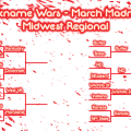 Nickname Wars March Madness: Midwest Regional Third Round (Day 1)