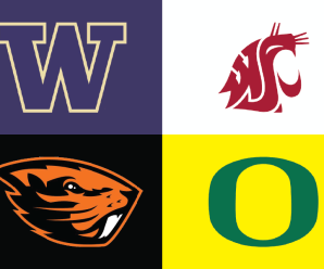 What If Cascadia's Four FBS Schools Had Their Own Cup