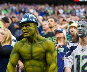 Seattle Seahawks Fan Has Already Prepared An Eli Harold Effigy – Sportsverse