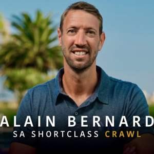 ShortClass Crawl Alain Bernard