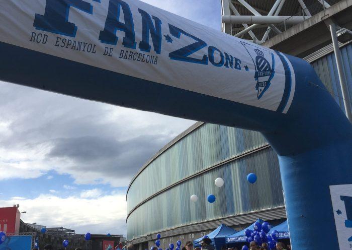 fan zone football