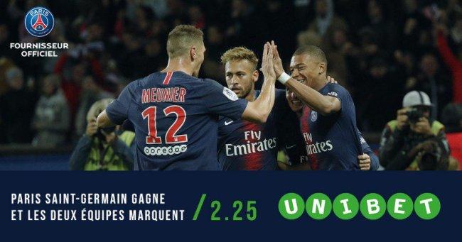 Pronostic PSG Lille