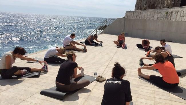 Sport en entreprise à Monaco