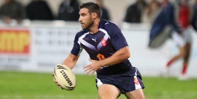 Coupe du monde de rugby à XIII : le deuxième jour la France gagne .Ue coupe du monde de rugby à XIII très sympathique à suivre sans modération.