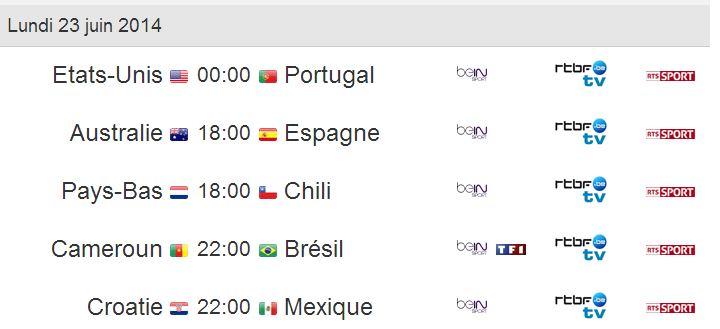 coupe du monde  2014 6