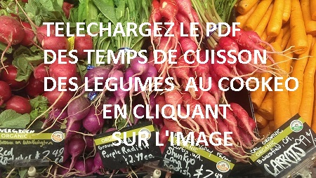 legumes cookeo