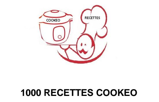 1000 RECETTES COOKEO 1
