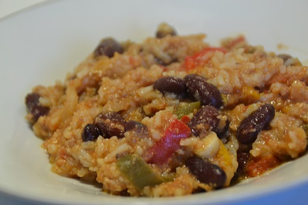 Recette cookeo chili con carne express weight watchers