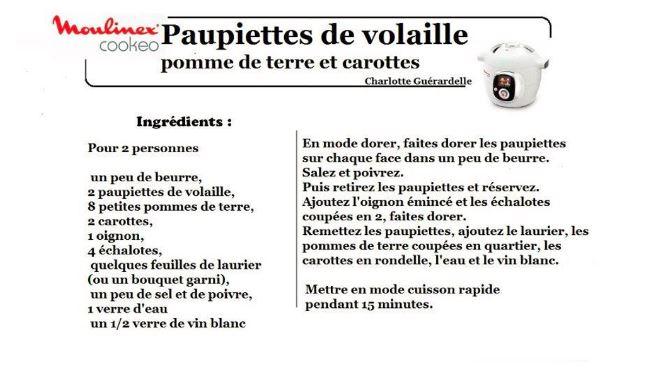 PAUPIETTES VOLAILLES