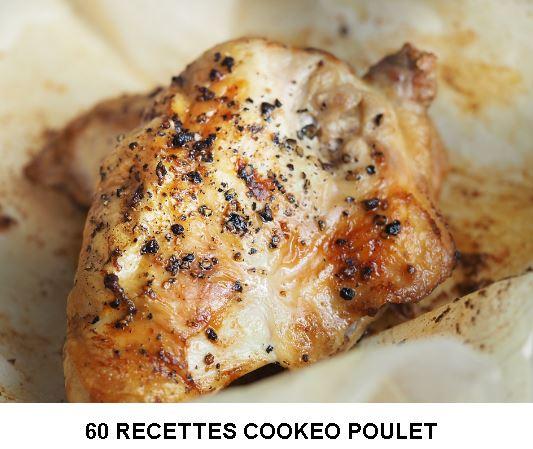 60 recettes cookeo poulet