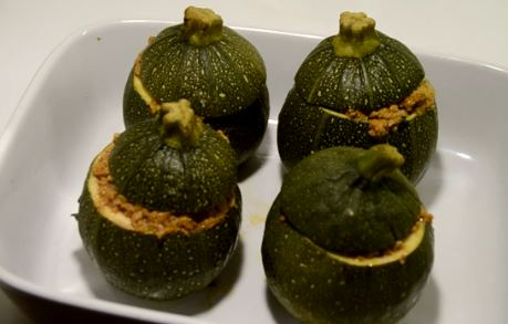 Courgettes farcies cookeo weight watchers