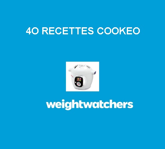 40 recettes cookeo weight watchers