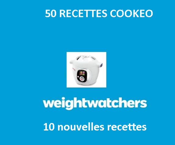 50 recettes cookeo weight watchers
