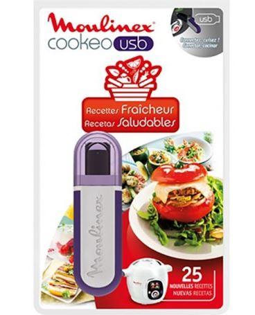 Recettes cookeo USB fraîcheur : le PDF gratuit