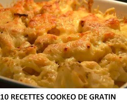 10 recettes cookeo gratin PDF gratuit