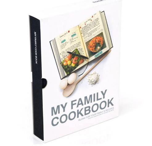 Créer votre propre livre de recettes cookeo