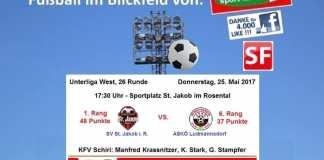 St. Jakob vs SV Ludmannsdorf