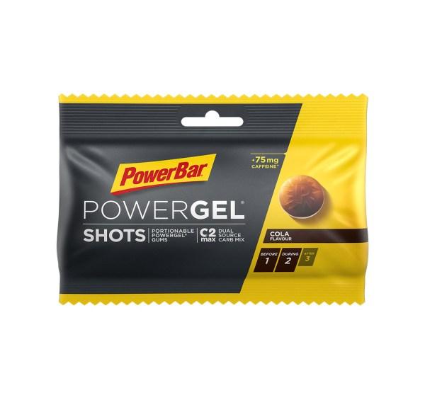 PowerGels Shots Gomme PowerBar