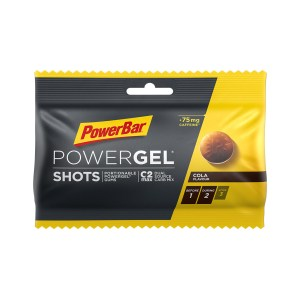 PowerGels Shots Gomme PowerBar