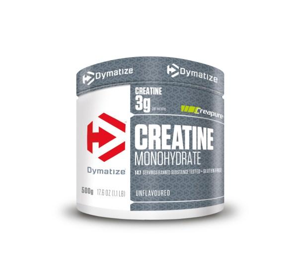 Créatine Monohydrate Dymatize