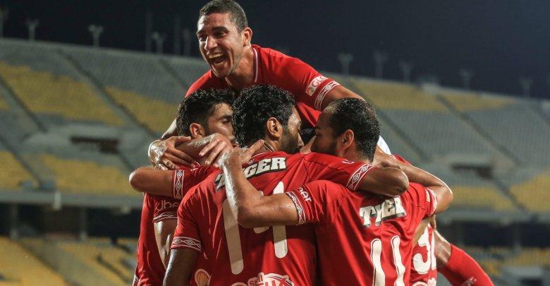 نتيجة بحث الصور عن الاهلي المقاولون العرب 3-1