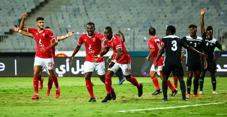 بعد الفوز على بلاتينيوم موعد مباراة الأهلي القادمة أمام مصر