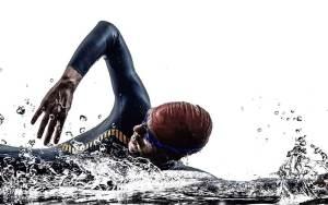 leistungsdiagnostik für triathleten, schwimmer
