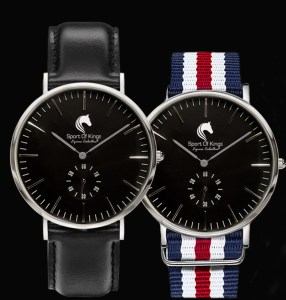 The Ascot Watch - Equestrian Inspired Watches for men / women / Sport Of Kings