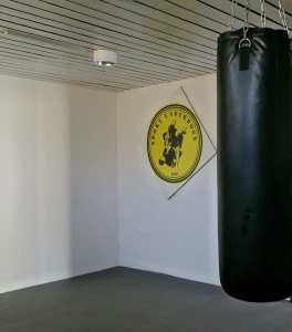 Innenaufnahmen MMA Sportschule - Sport Underdogs Castrop-Rauxel
