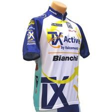 Santini TX Active Bianchi jersey 2009 maat S