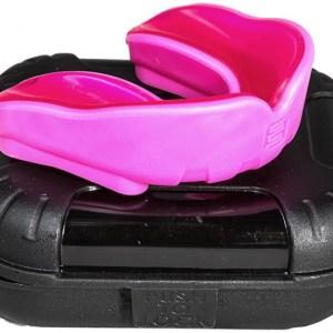Makura gebitsbeschermer Ignis Pro junior siliconen roze