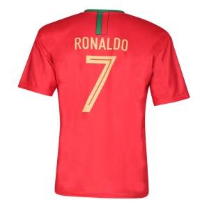 Portugal Voetbalshirt Ronaldo Thuis 2020-2021 Kids - Senior