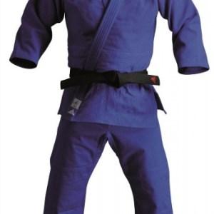 adidas judopak J930 unisex blauw maat 165