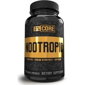 Nootropic Core Series 120v-caps