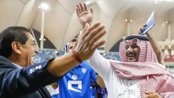 تقرير … ماذا حدث لمدربي الهلال عقب تحقيقهم بطولة الدوري؟