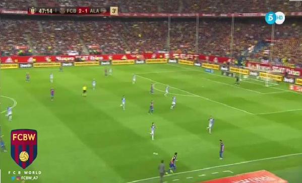 بالفيديو.. برشلونة بطلا لكأس إسبانيا للمرة الثالثة على التوالي