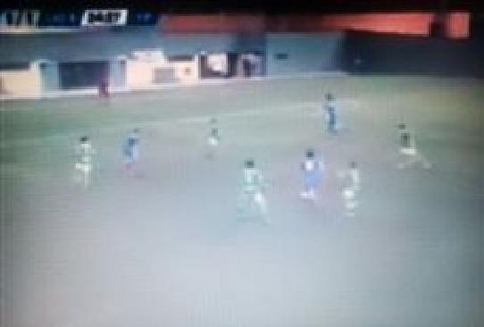 بالفيديو.. ابن زيدان يسجل هدفا بعد مراوغة رائعة
