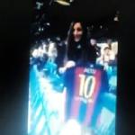 بالفيديو..فتاة عربيّة تستفزّ جماهير ريال مدريد في إسبانيا!