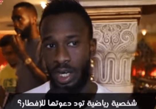 بالفيديو .. فهد المولد يتمنى اللعب مع ميسي !